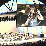 """Part of Your World"" by Jodi Benson"