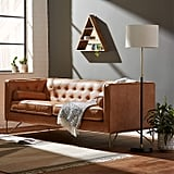 Stone and Beam Midcentury Modern Henley Living Room Standing Floor Lamp