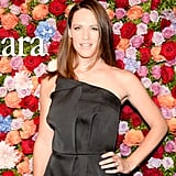 As the new face of Max Mara, Jennifer Garner was the star of the night. She wore her long hair in a straight blowout and her makeup was simply flawless.