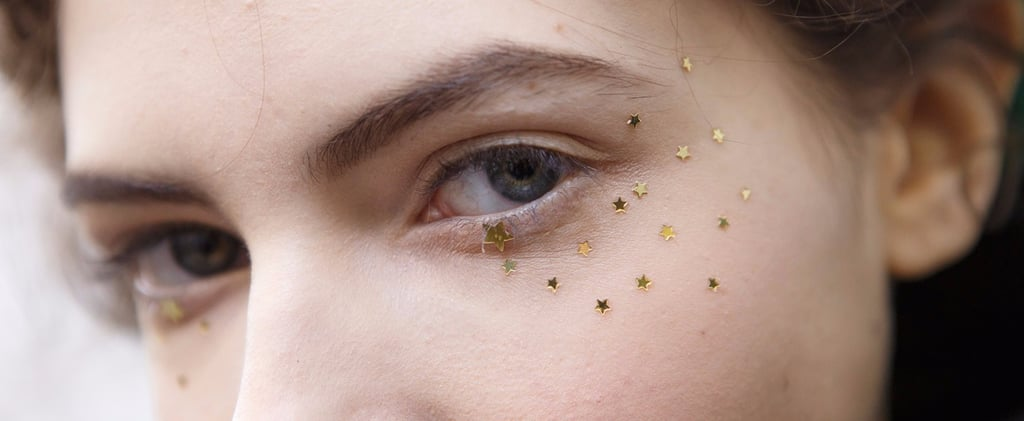 You'll Want to Copy the Glittery Star Freckles From the Dior Runway ASAP