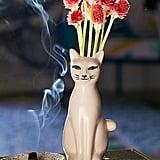 Kitty Bud Vase