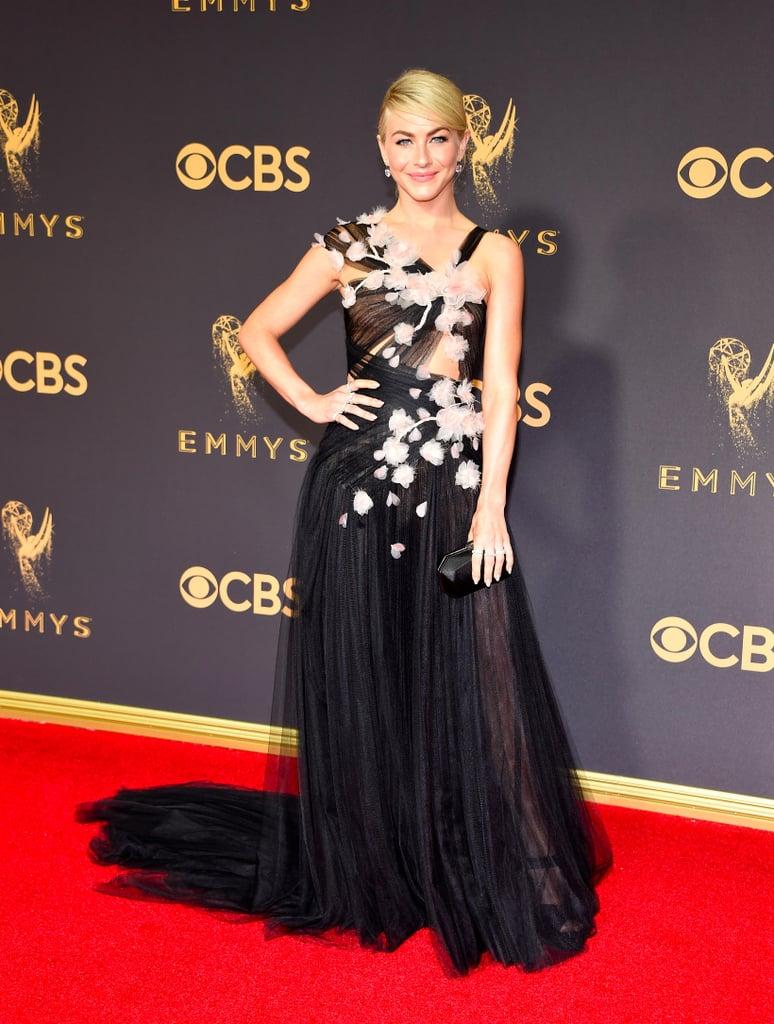 Julianne Hough Emmys Dress 2017
