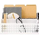 Wooden Mail Organiser