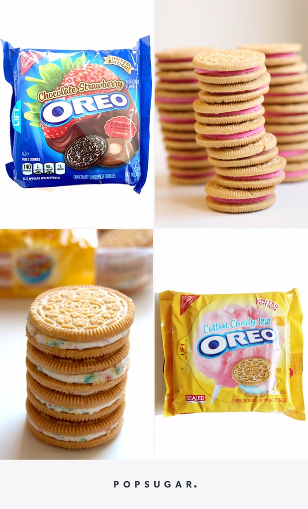 The Weirdest Oreo Flavors