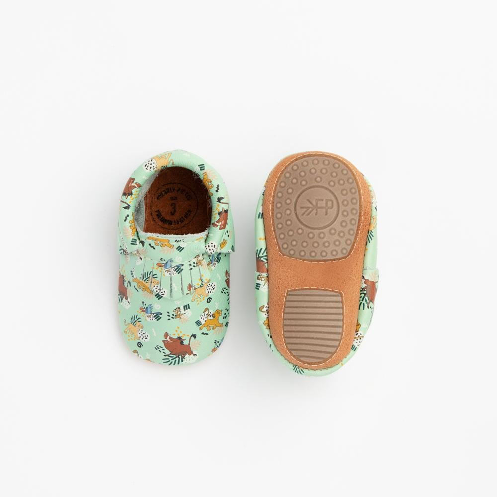 Hakuna Matata City Mocc Mini Sole