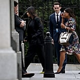 Kim Kardashian at the White House Pictures May 2018