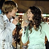 Zac Efron and Vanessa Hudgens, High School Musical