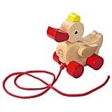 Haba Classic Duck Pull Toy