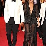 In True Carter Family Fashion, Beyoncé and Jay Z Shut Down the Met Gala