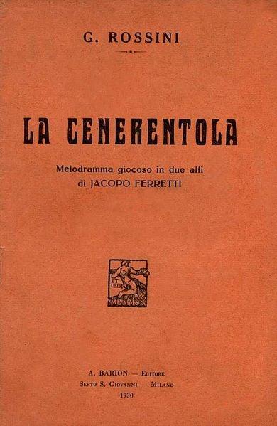 La Cenerentola, 1817
