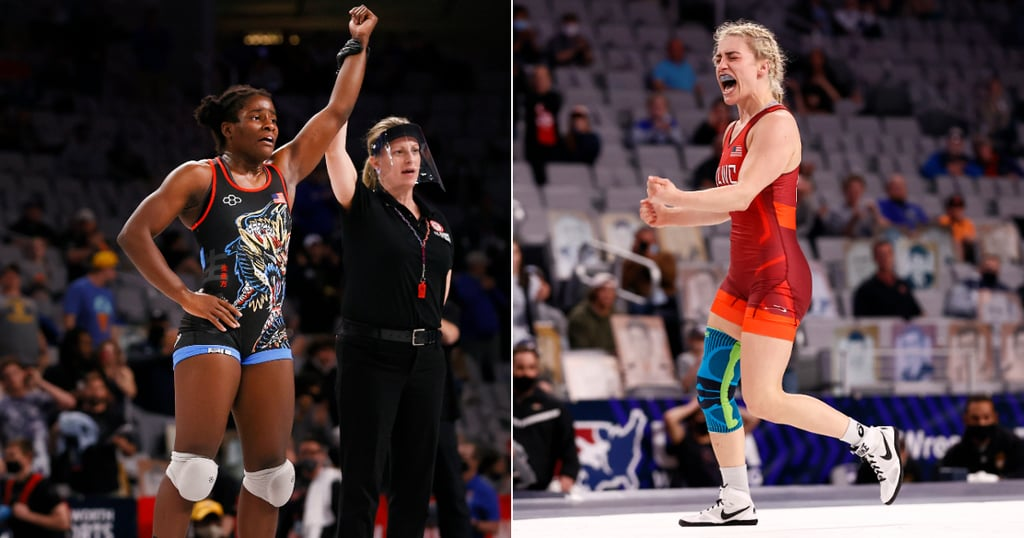 Meet the US Women's Tokyo Olympic Freestyle Wrestling Team