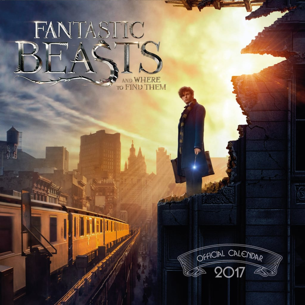 Fantastic Beasts Official Calendar