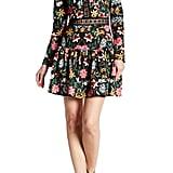 Alexia Admor Floral Print Dress