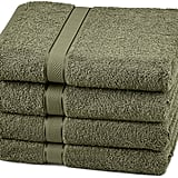 Pinzon Egyptian Cotton Bath Towel Set