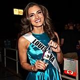 Miss Louisiana: Her Eyebrows