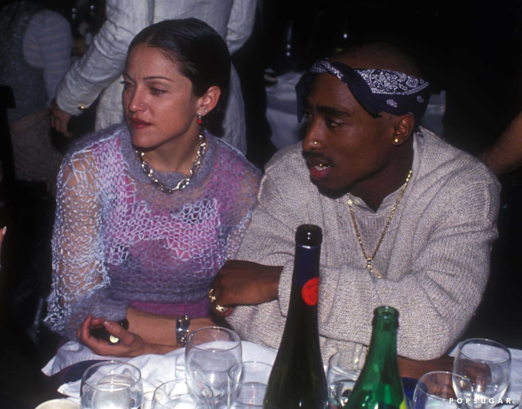 From Madonna to Rashida Jones's Sister, a Look Back at Tupac Shakur's Many Girlfriends