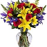 Benchmark Bouquets Joyful Wishes