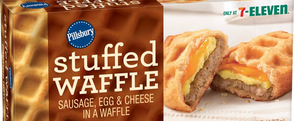Pillsbury's New Stuffed Waffles Will Give You Incentive to Get Out of Bed