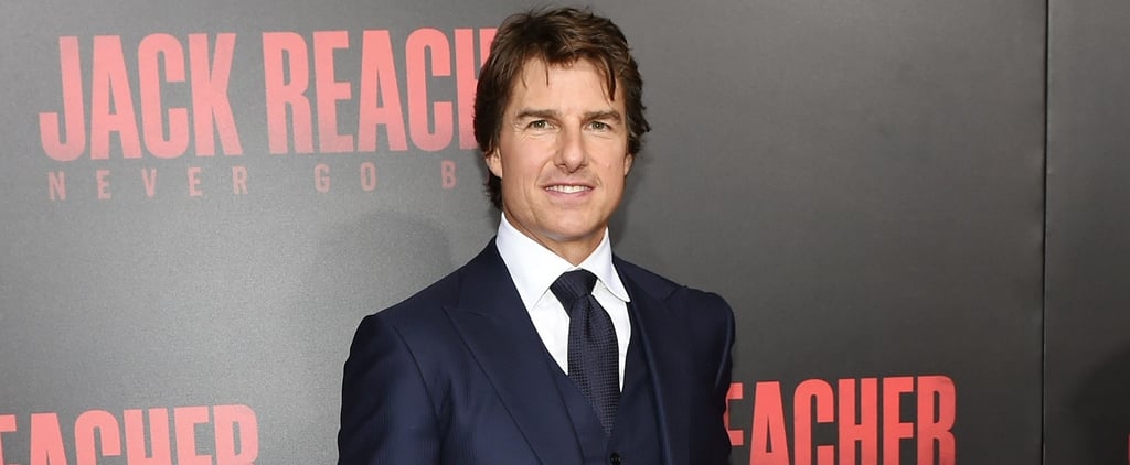 Tom Cruise Admits He Likes Beating People Up in Movies