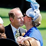 Prince Edward and Zara Tindall