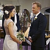 """Put this on the list of """"weddings that actually happen on Grey's Anatomy."""""""