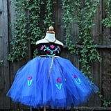 This Princess Anna Tutu Dress ($69) looks perfectly comfy for a night of trick-or-treating and Halloween parties.