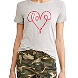 Love Scribble Short Sleeve T-Shirt Women's