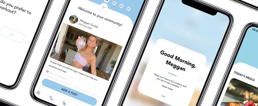 Beyond App Review: We Tested Meggan Grubb's New Fitness App