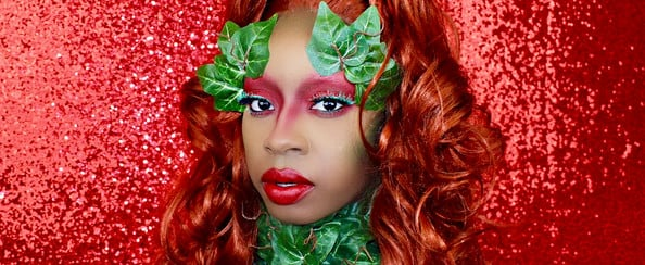 These 16 Poison Ivy Makeup Looks Are Lethally Cool
