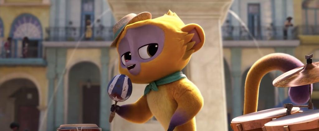 Vivo Animated Musical Netflix Teaser Trailer