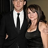 Ryan brought his mom to a Hollywood event in November 2010.