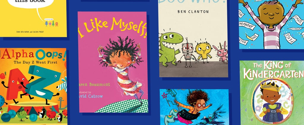 Books to Have at Home For Kids in Kindergarten