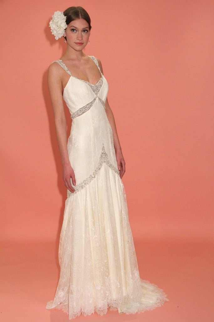 Badgley Mischka Bridal Spring 2013