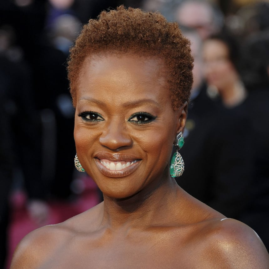Viola Davis at the Oscars