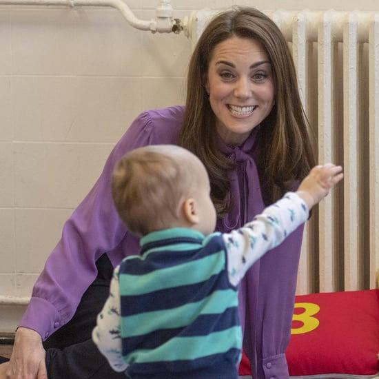 Kate Middleton Visits Henry Fawcett Centre March 2019