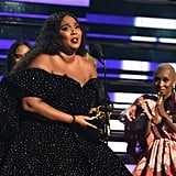 Here's What Lizzo Said in Her Grammys Speech in 2020