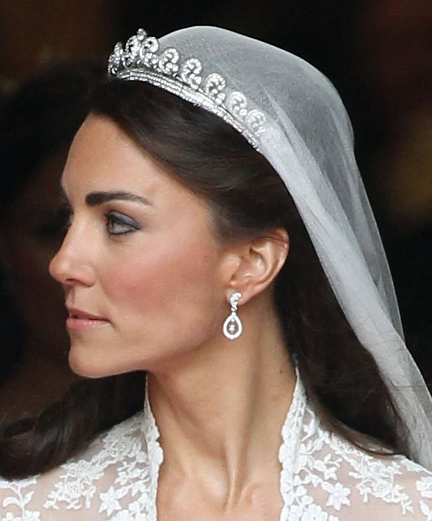 Kate Middleton\'s Wedding Dress | POPSUGAR Fashion