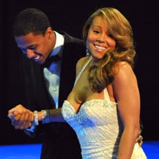 Nick Cannon and Mariah Carey Name Twins Moroccan and Monroe