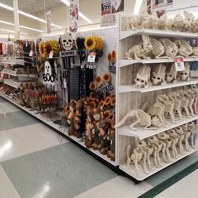 Halloween Decor at JoAnn Fabric and Craft Stores | POPSUGAR Home