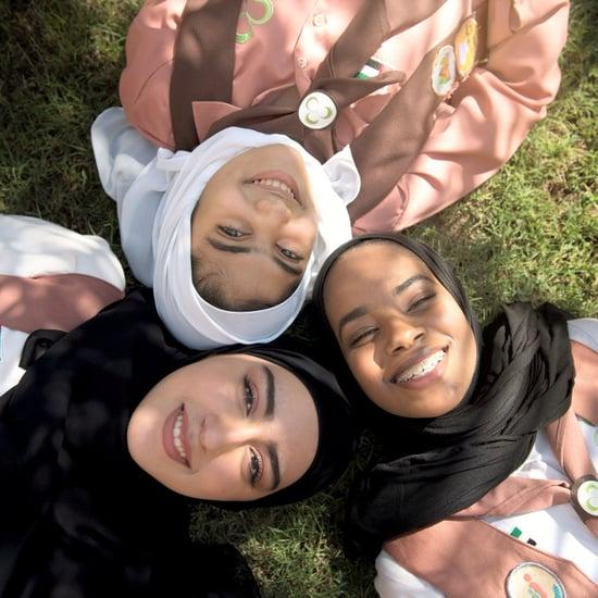 Sharjah Senior Girl Guides