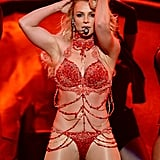 Britney Spears Billboard Awards Performance Pictures 2016