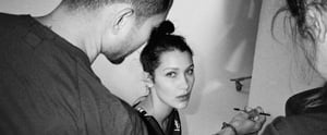 Bella Hadid Just Landed a MAJOR Modeling Gig