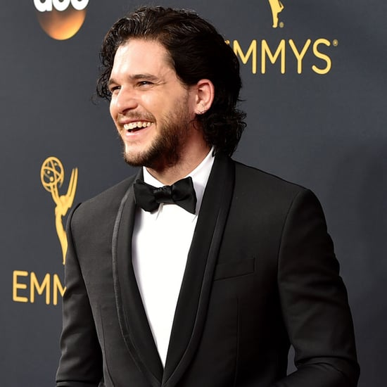 Kit Harington at the 2016 Emmys