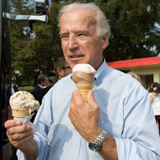 Joe Biden Getting His Own Ice Cream Flavor