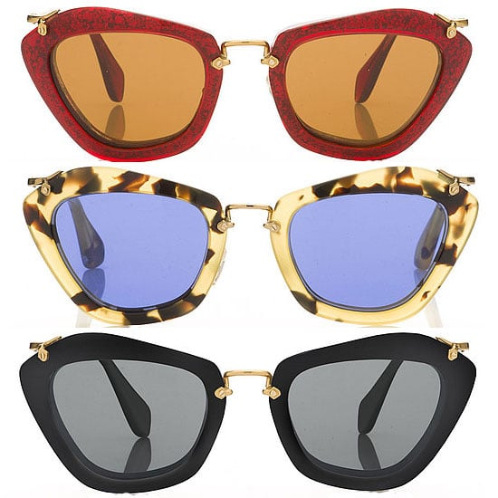 Miu Miu AW 2011 Sunglasses Collection: We Rate These Chic Cats Eye Shades As The Best Of The Season