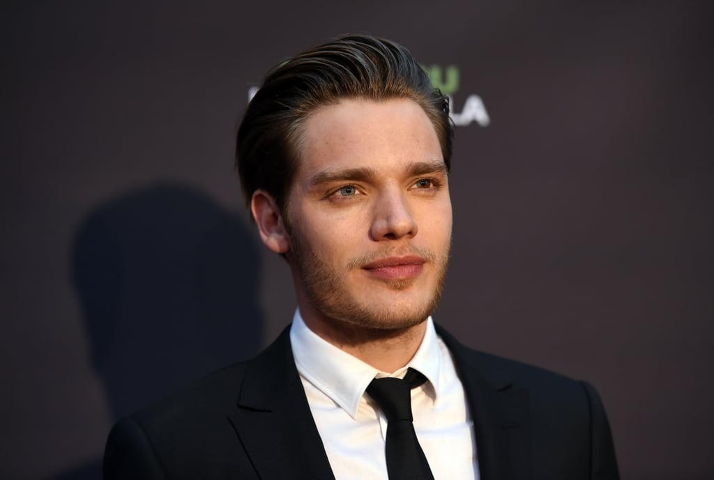 Hot Pictures Of Dominic Sherwood Popsugar Celebrity Uk