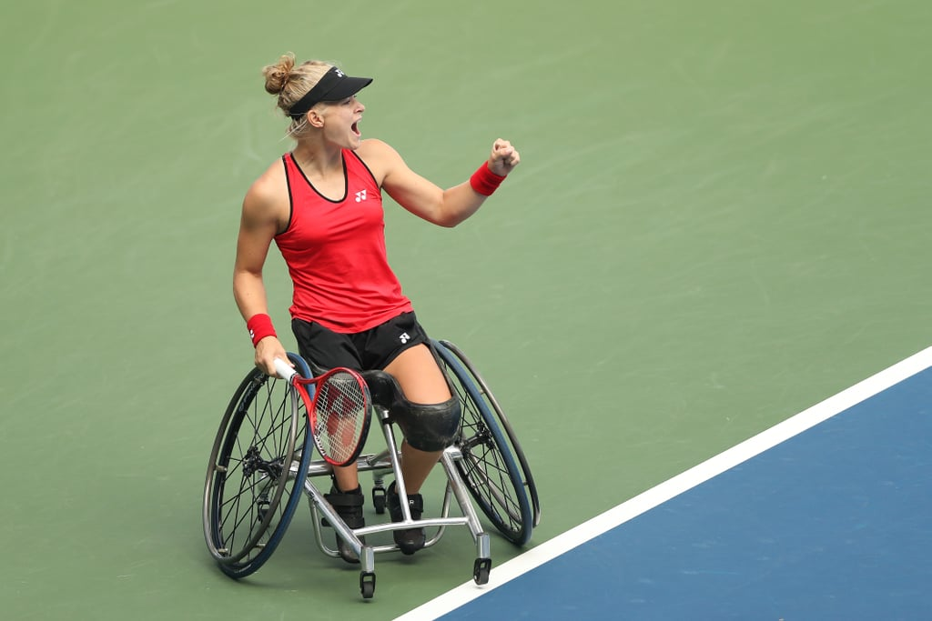 Facts About Wheelchair Tennis Player Diede de Groot