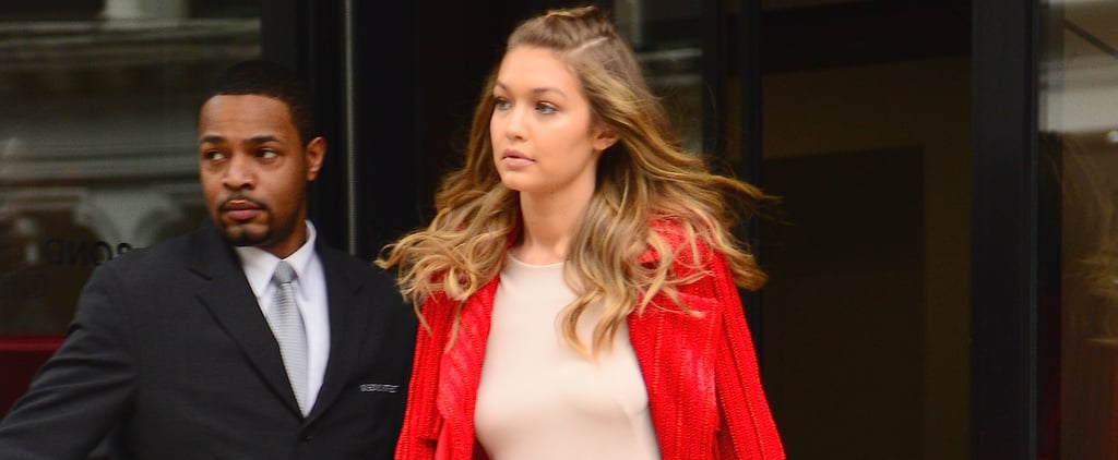 Gigi Hadid Wears the Stop-You-in-Your-Tracks Outfit We Wish We Had On