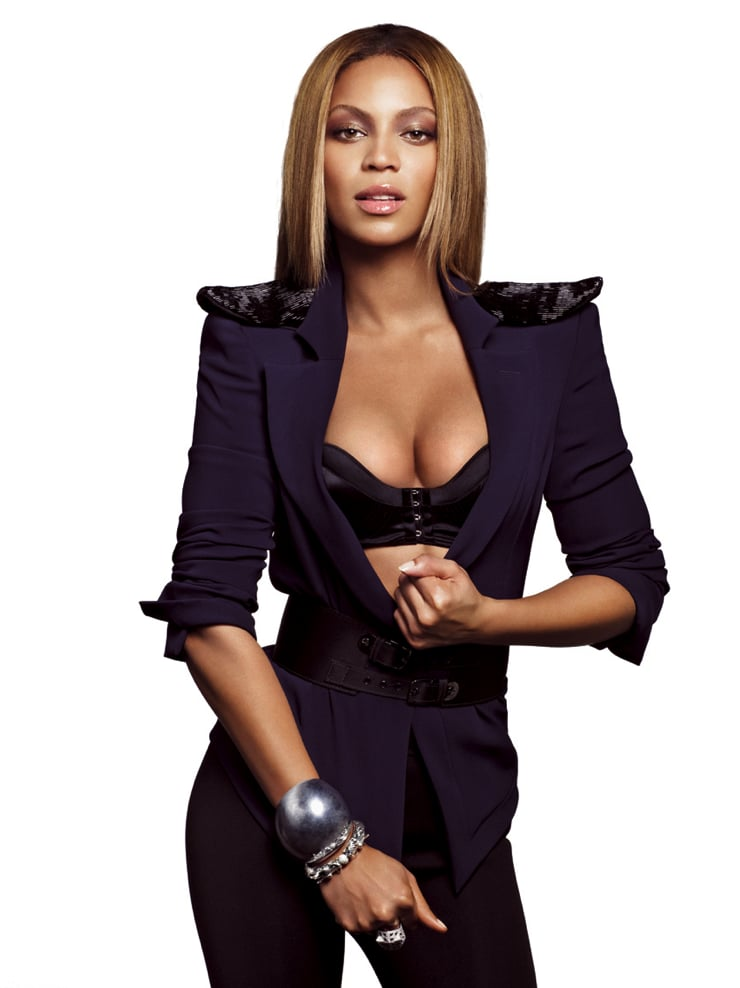 Photos and Quotes From Beyonce's Elle Magazine 2008 Shoot ...