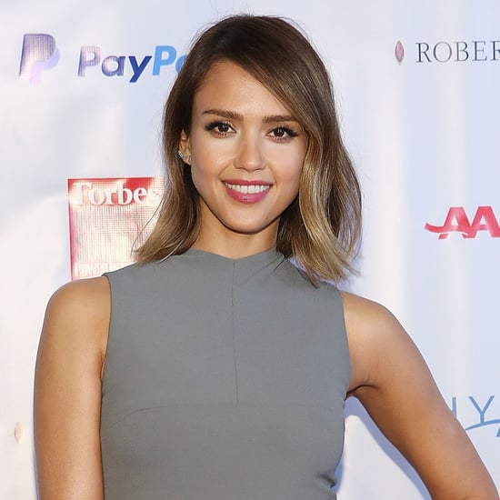Jessica Alba's Piece of Advice For People Who Hate to Workout